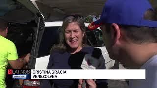 Ayuda Humanitaria para Venezuela recolectada en Naples