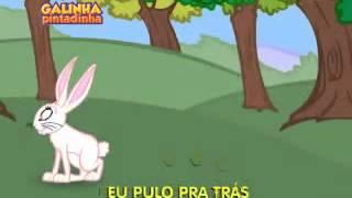 Coelhinho - DVD - Galinha Pintadinha