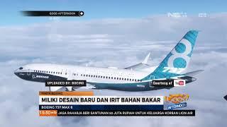 Jatuhnya Pesawat Lion Air JT610 Adalah Insiden Perdana Pesawat jenis Ini di Dunia