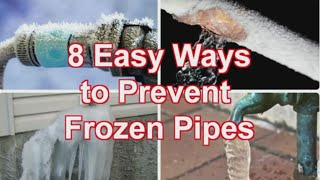 Preventing Frozen Pipes - Eight Tips to Keep your Pipes from Bursting in Winter   Roto-Rooter