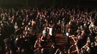 Sepultura Refuse/Resist, Regency Ballroom, San Francisco, 5/19/17