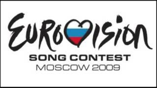 "NEW VERSION [HQ]: Eurovision 2009 - Portugal with ""Todas as Ruas do Amor"""