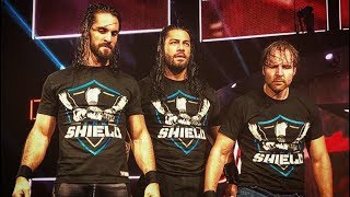 •The Shield Return Promo • Unleash The Hounds