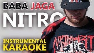 Nitro: BABA JAGA (Karaoke - Instrumental)