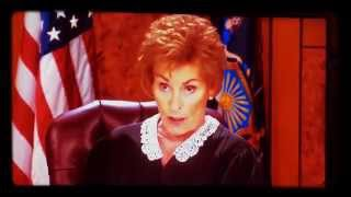 Judge Judy is Pissed