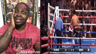 Adrien Broner really tried to say he thought he won!