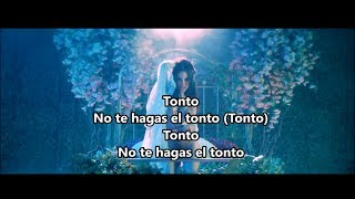 TONTA - Natti Natasha ft. Rkm & Ken-Y (LETRA)