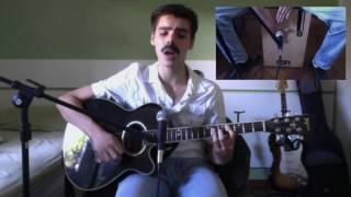 Rodrigo Amarante - Tuyo [Narcos Theme Song] (Cover)