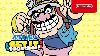 WarioWare: Get It Together! English overview trailer