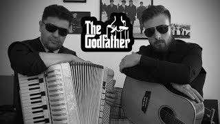 THE GODFATHER THEME - Accordion and acoustic guitar COVER