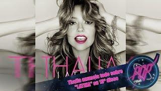 Thalia anuncia Latina su 13 disco