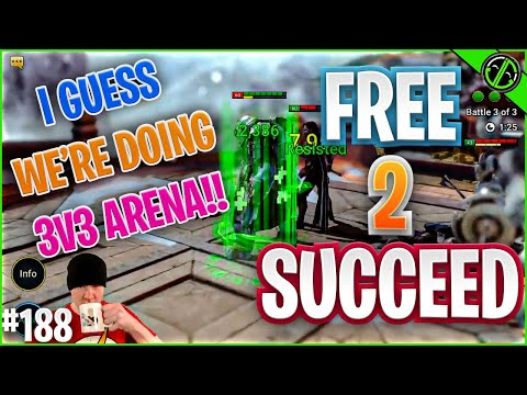 ONE FRAGMENT Away From Drex PLEASE GOD DON'T SUMMON HIM FROM A SHARD | Free 2 Succeed - EPISODE 188