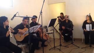 Oboe De Gabriel E. Morricone Coro matrimonios Guitarra, flauta traversa y cello