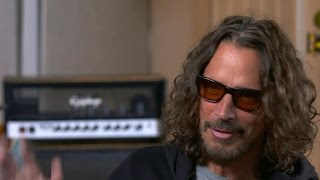 Soundgarden's Chris Cornell on writing music for movies