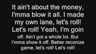 Yelawolf (feat. Kid Rock)- Let's Roll lyrics