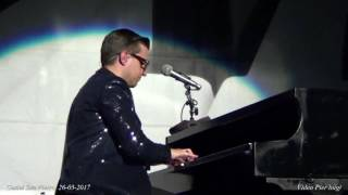 Bridge Over Troubled Water - Matthew Lee (live in concert 2017)