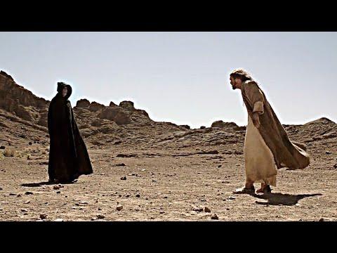 Sagrada Escritura: Jesus é levado pelo Espírito ao deserto, onde jejua 40 dias sendo tentado por Satanás