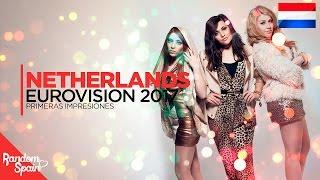 Eurovision 2017 The Netherlands | OG3NE - Lights and Shadows [PI]