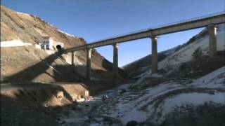 Megastructures: World's Most Extreme Railway - The Gamma Project (2011)