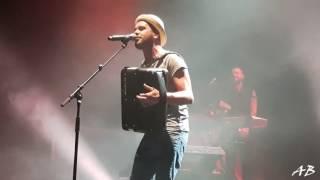 """Claudio Capéo """"Je Vous Embrasse Fort"""", Spendide de Lille 17/03/17"""