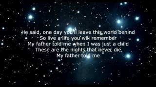 Avicii - The Nights (Lyrics HD)