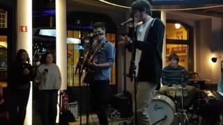 Francisco Murta e Miguel Carmona ao vivo - Ain't No Sunshine When She's Gone