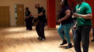 """B E Bop Tutorial & Dance to """"Are You Using Me"""", Luther Vandross"""