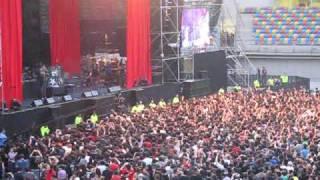Sepultura - Moloko Mesto ( Live in Chile 30/10/2009 )