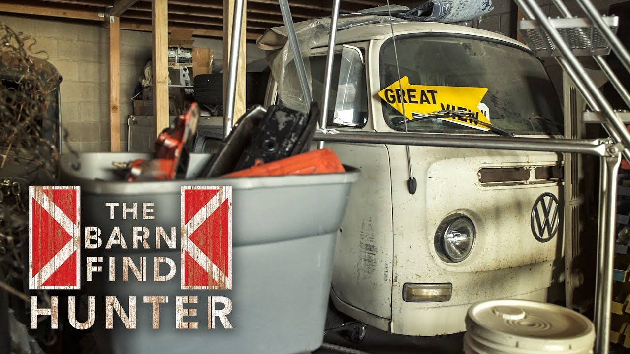 Barn Find Hunter: Custom Volkswagens and an Ed Roth paint job discovered in Utah