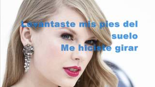 Taylor Swift Crazier Letra en Español