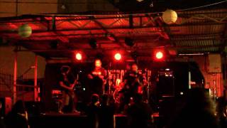 Switchtense - State of Resignation live @ Casal do Marco, Seixal
