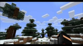 Madera Otirra #2 - Minecraft, vídeo teste e chapeuzinho vermelho