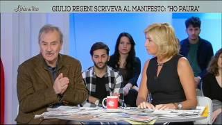 """Il Manifesto: """"Non abbiamo contraddetto le richieste della famiglia di Giulio"""""""