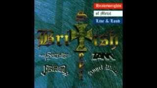 Girlschool - C'mon let's go [British steel live; lyrics]