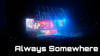 Scorpions - Always Somewhere (Live 2016 in Lisbon)
