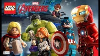 Lego Marvel Avengers | Part - 1 | 2 player Gameplay | Xbox one s | ps4
