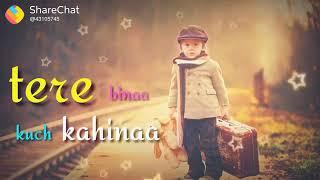 O Sathi Re Tere Bina Bhi Kya Jeena Ashvani Kumar WhatsApp status video