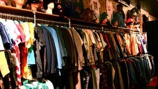 Thrift, Consignment & Vintage Stores | NYC Fashion