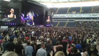 Depeche Mode - Policy Of Truth *live - Commerzbank Arena - Frankfurt [05.06.13]