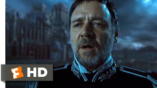 Les Misérables (2012) - Javert's Suicide Scene (8/10)   Movieclips