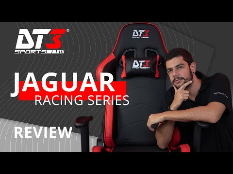 Review da Cadeira Gamer Jaguar! (Racing Series)