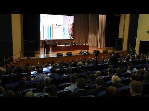 Отчет министерства строительства, архитектуры и территориального развития Ростовской области за 2019 год и о задачах на 2020 год