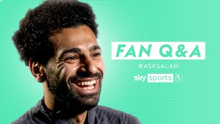 Who is FASTER, Mo Salah or Sadio Mane? ⚡   Fan Q&A with Mohamed Salah