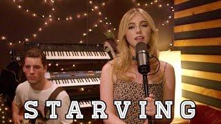 Hailee Steinfeld - Starving ft. Grey & Zedd (Cover by Jordan JAE - Live)