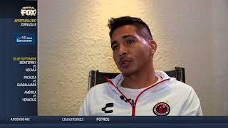 """""""El América exige lo mejor"""": Christian Valdez"""