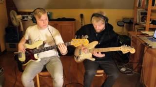 Vulfpeck - Dean Town (bass + guitar cover)