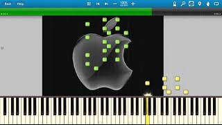 iphone x ringtone marimba remix 2 (synthesia)