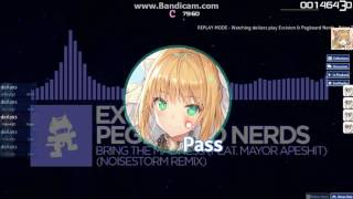 osu! deila93 - Excision & Pegboard Nerds - Bring The Madness (Nightcore) [MADNESS] [RX]