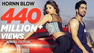 Hardy Sandhu: HORNN BLOW Video Song | Jaani | B Praak | New Song 2016 | T-Series