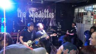 The Shadettes - Say what you Will ( Fastway cover)